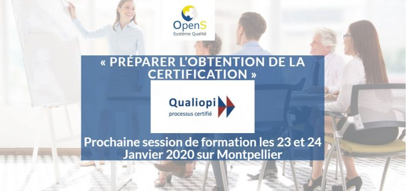 Prochain session de formation qualiopi